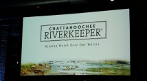 Chattahoochee Riverkeeper Patron Dinner 2013
